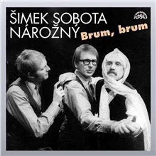 Audiokniha Brum, brum - Miloslav Šimek - Petr Nárožný