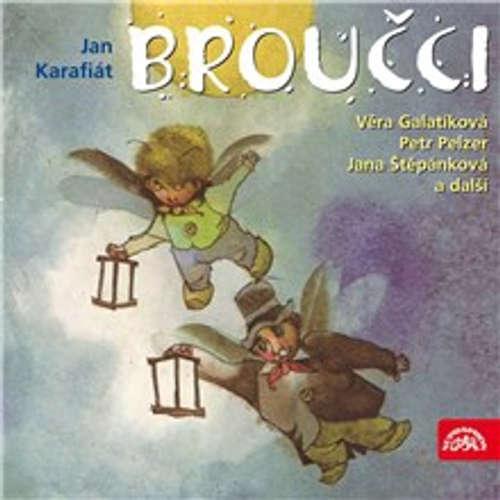 Audiokniha Broučci - Jan Karafiát - Petr Pelzer
