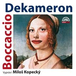 Dekameron. Tři příběhy ze sta - Giovanni Boccaccio (Audiokniha)