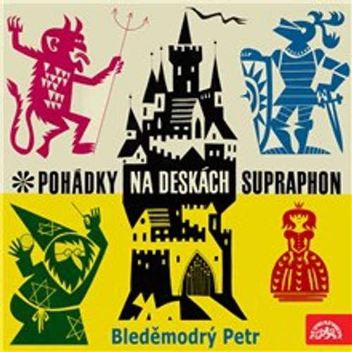 Audiokniha Bleděmodrý Petr - Ivo Fischer - Rudolf Pellar