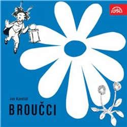 Audiokniha Broučci - Jan Karafiát - František Filipovský