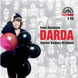 Audiokniha Darda - Irena Dousková - Barbora Hrzánová