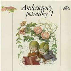 Audiokniha Andersenovy pohádky 1 - Hans Christian Andersen - Růžena Nasková