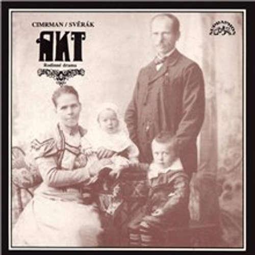 Audiokniha Akt - Ladislav Smoljak - Zdeněk Svěrák