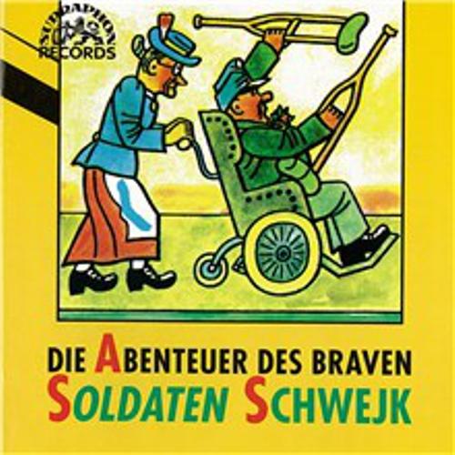 Die Abenteuer des braven Soldaten Schwejk - Jaroslav Hašek (Audiokniha)