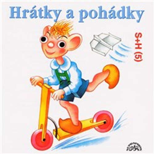 Audiokniha Hrátky a pohádky - Pavel Grym - Helena Štáchová
