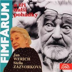 Fimfárum 1 - Fimfárum a 3 další pohádky - Jan Werich (Audiokniha)