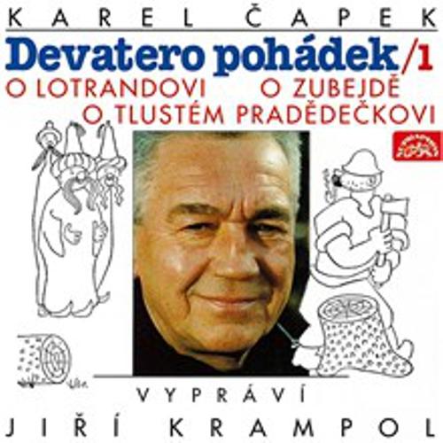 Devatero pohádek 1 - Karel Čapek (Audiokniha)