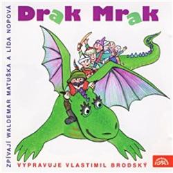 Drak Mrak - Markéta Zinnerová (Audiokniha)