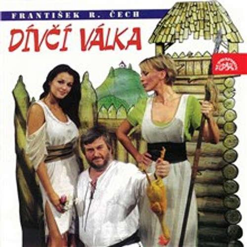 Audiokniha Dívčí válka - František Ringo Čech - František Ringo Čech