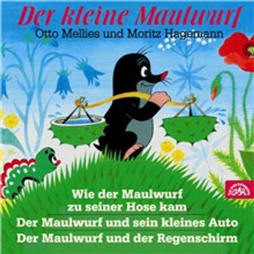 Audiokniha Der kleine Maulwurf - Hana Doskočilová - Moritz Hagemann