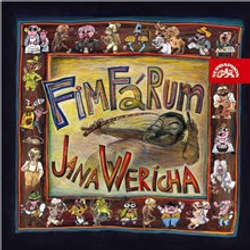 Audiokniha Fimfárum - Jan Werich - Jan Werich