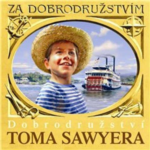 Audiokniha Dobrodružství Toma Sawyera - Mark Twain - Jiří Ornest