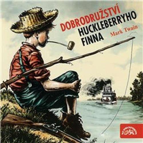 Audiokniha Dobrodružství Huckleberryho Finna - Mark Twain - Jiří Ornest