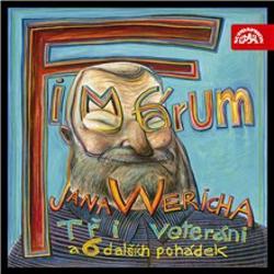 Fimfárum - Tři veteráni a šest dalších pohádek - Jan Werich (Audiokniha)