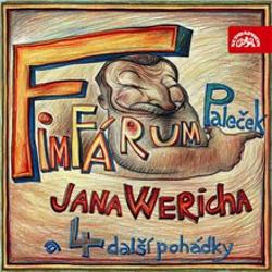 Fimfárum - Paleček a čtyři další pohádky - Jan Werich (Audiokniha)