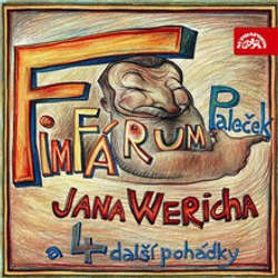Audiokniha Fimfárum - Paleček a čtyři další pohádky - Jan Werich - Jan Werich