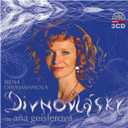 Audiokniha Divnovlásky - Irena Obermannová - Aňa Geislerová