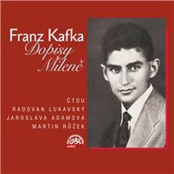 Dopisy Mileně - Franz Kafka (Audiokniha)