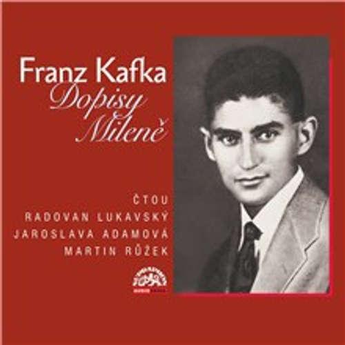 Audiokniha Dopisy Mileně - Franz Kafka - Martin Růžek
