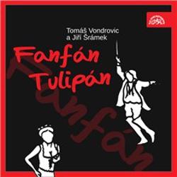 Fanfán Tulipán - Tomáš Vondrovic (Audiokniha)