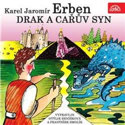 Audiokniha Pohádky - Karel Jaromír Erben - František Smolík