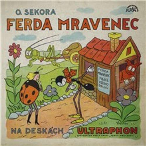 Audiokniha Ferda mravenec (r. 1940) - Ondřej Sekora - R.A Strejka