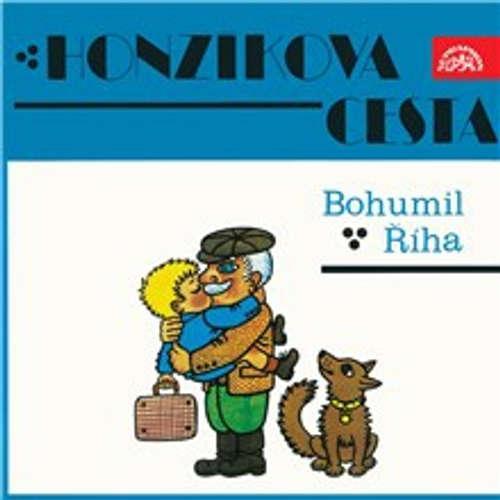 Audiokniha Honzíkova cesta - Bohumil Říha - Eva Klenová