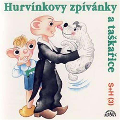 Audiokniha Hurvínkovy zpívánky a taškařice - Miloš Kirschner - Helena Štáchová