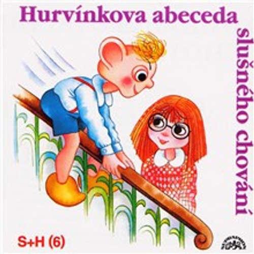 Audiokniha Hurvínkova abeceda slušného chování - Vladimír Straka - Helena Štáchová