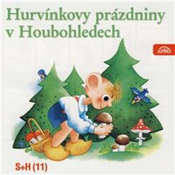 Hurvínkovy prázdniny v Houbohledech - Vladimír Straka (Audiokniha)