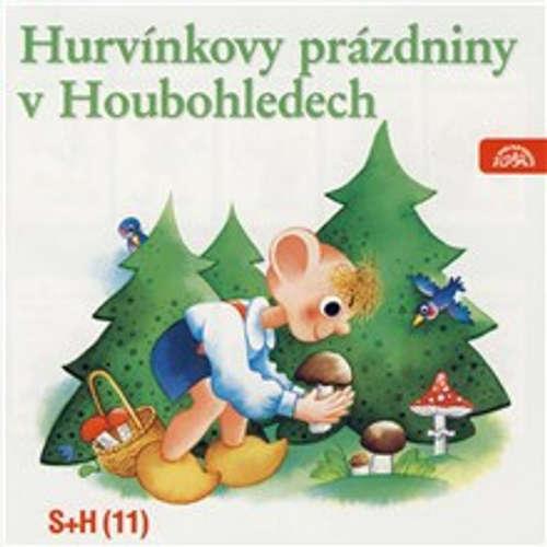 Audiokniha Hurvínkovy prázdniny v Houbohledech - Vladimír Straka - Helena Štáchová