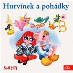 Audiokniha Hurvínek a pohádky - Vladimír Straka - Helena Štáchová