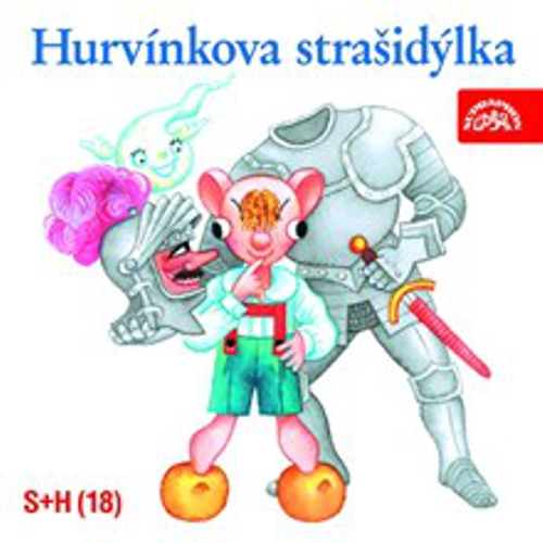 Hurvínkova strašidýlka - Pavel Grym (Audiokniha)