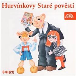 Hurvínkovy Staré pověsti - Vladimír Straka (Audiokniha)