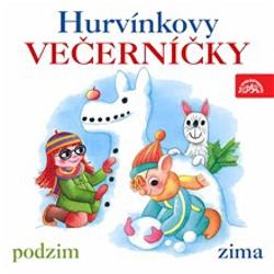 Hurvínkovy večerníčky /podzim - zima/ - Helena Štáchová (Audiokniha)