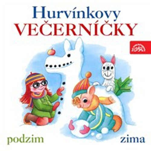 Audiokniha Hurvínkovy večerníčky /podzim - zima/ - Helena Štáchová - Helena Štáchová