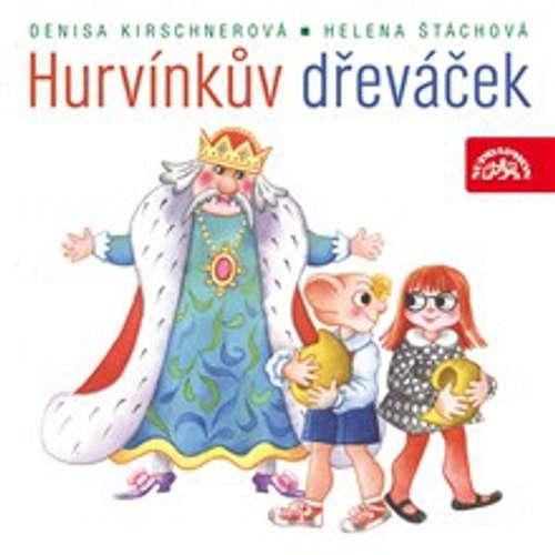 Audiokniha Hurvínkův dřeváček - Helena Štáchová - Helena Štáchová