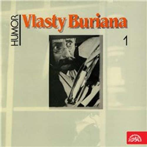 Audiokniha Humor Vlasty Buriana 1 (původní LP) - Vlasta Burian - Jaroslav Marvan