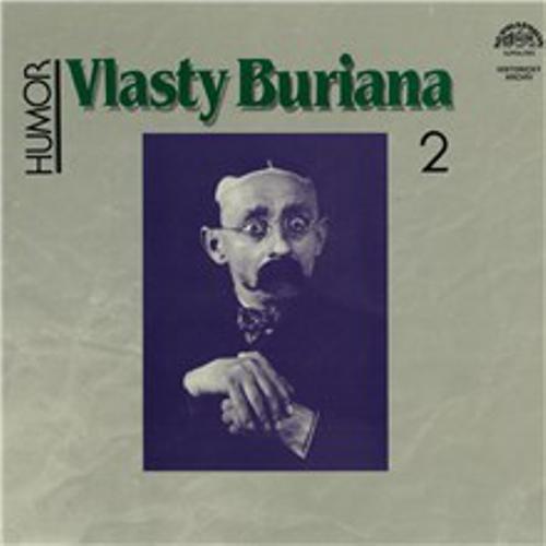 Humor Vlasty Buriana 2 - Jarka Mottl (Audiokniha)