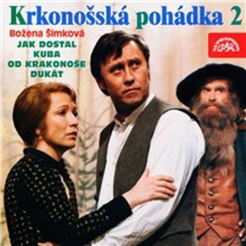 Audiokniha Krkonošská pohádka 2 - Božena Šimková - Hana Maciuchová
