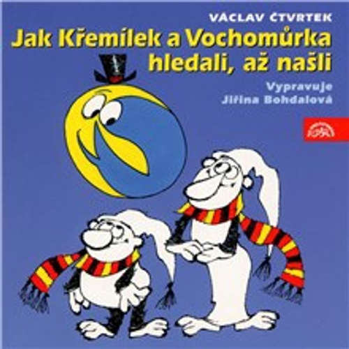Audiokniha Jak Křemílek a Vochomůrka hledali, až našli - Václav Čtvrtek - Jiřina Bohdalová