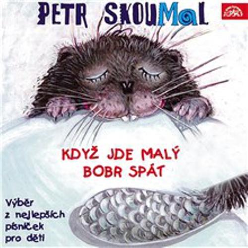 Když jde malý bobr spát. Písničky pro děti - Pavel Šrut (Audiokniha)