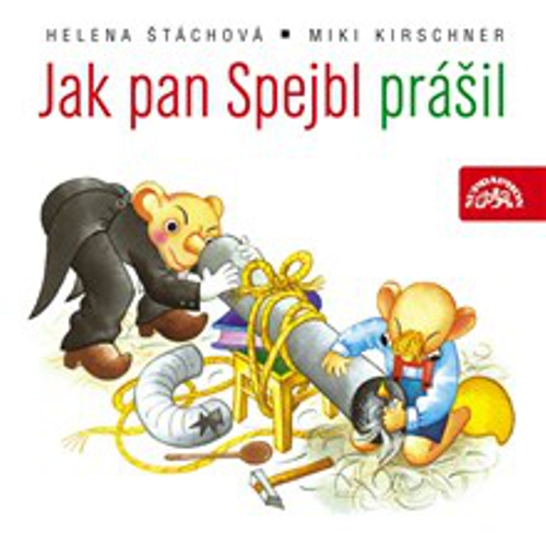 Jak pan Spejbl prášil - Helena Štáchová (Audiokniha)