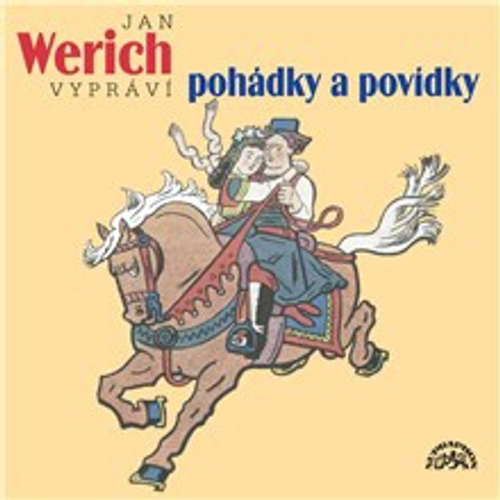 Audiokniha Jan Werich vypráví pohádky a povídky - Jan Werich - Jan Werich