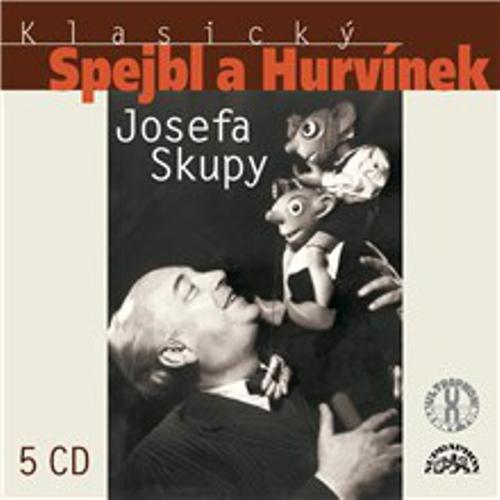 Klasický Spejbl a Hurvínek Josefa Skupy - Rudolf Jurist (Audiokniha)