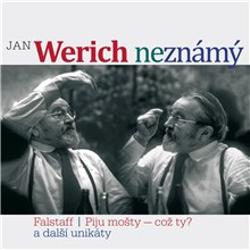 Jan Werich (ne)známý - František Nepil (Audiokniha)