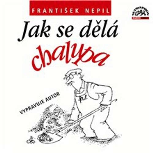 Audiokniha Jak se dělá chalupa - František Nepil - František Nepil