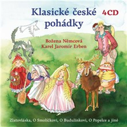 Klasické české pohádky - Karel Jaromír Erben (Audiokniha)