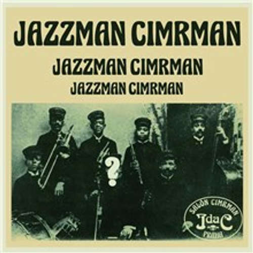 Audiokniha Jazzman Cimrman - Jiří Šebánek - Václav Kotek